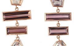 ERA Jewelry Grande Interlock drop earrings