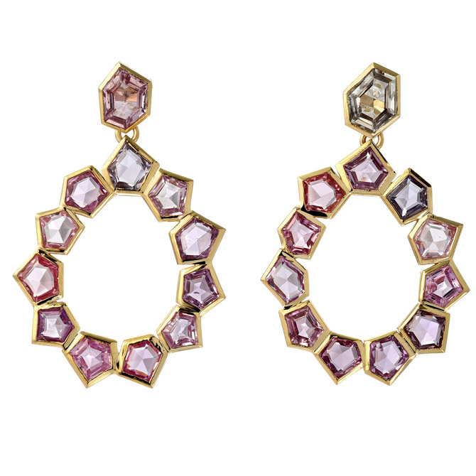 Era Jewelry Mosaic earrings