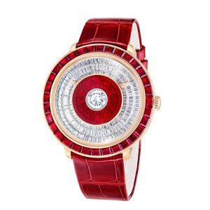 Faberge Dalliance Ruby watch