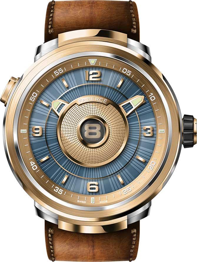 Faberge Visonnaire DTZ watch