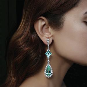 Featherstone Fine jewelry earrings