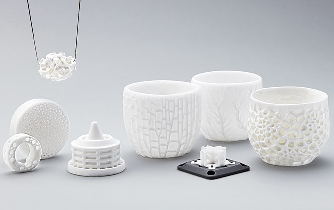 Formlabs ceramic resin