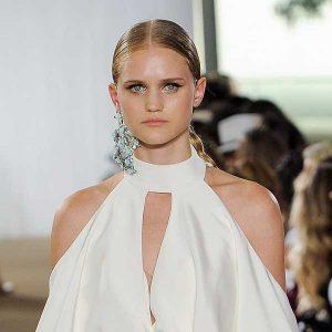 Ines Di Santo blue earrings