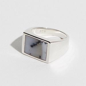 J Hannah inlay ring