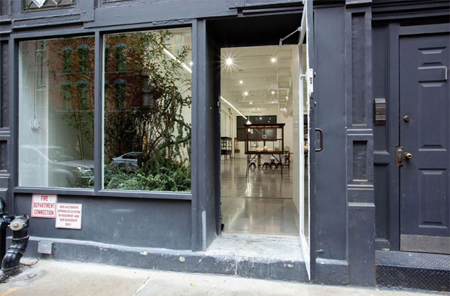 Kataoka New York store exterior