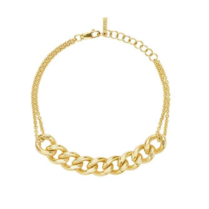 Love Los Angeles curb link bracelet