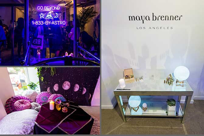Maya Brenner for Beyond yoga event