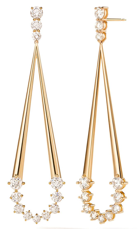 Melissa Kaye aria jane earrings