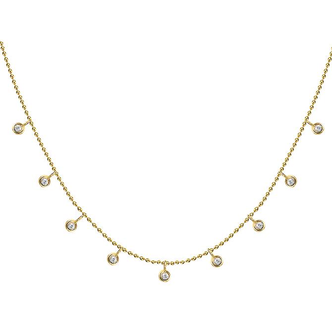 KGM Cleopatra choker necklace