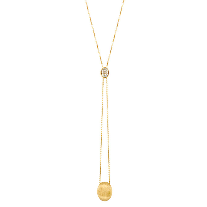 Nanis Dancing in the Rain Gold necklace