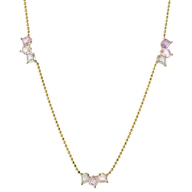 Era Jewelry Mosaic Trio necklace