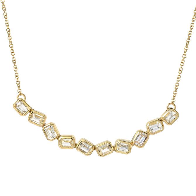 Era Jewelry Brick Stack necklace