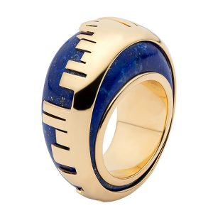 Tessa Packard lapis Manhattan ring