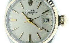 Rolex Date womens