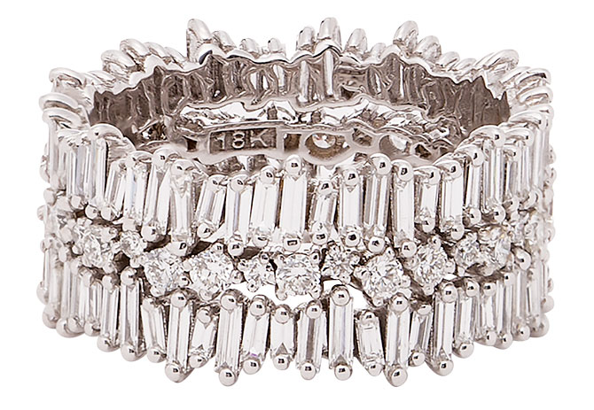 Suzanne Kalan small bliss eternity band