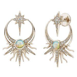 Venyx matahari earrings