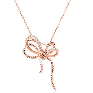 Vera Wang Chow Tai Fook necklace
