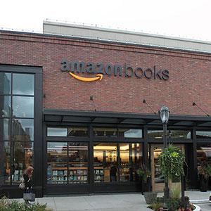 Amazon brick-and-mortar bookstore