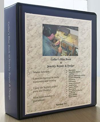 geller blue book