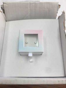 Lightbox in Fed Ex