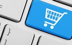 Shopping art online