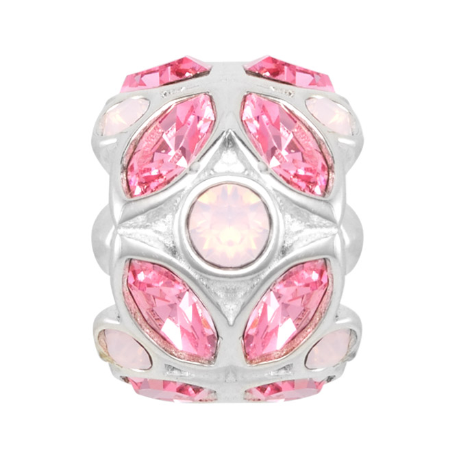 Chamilia Mademoiselle Stained Glass bead