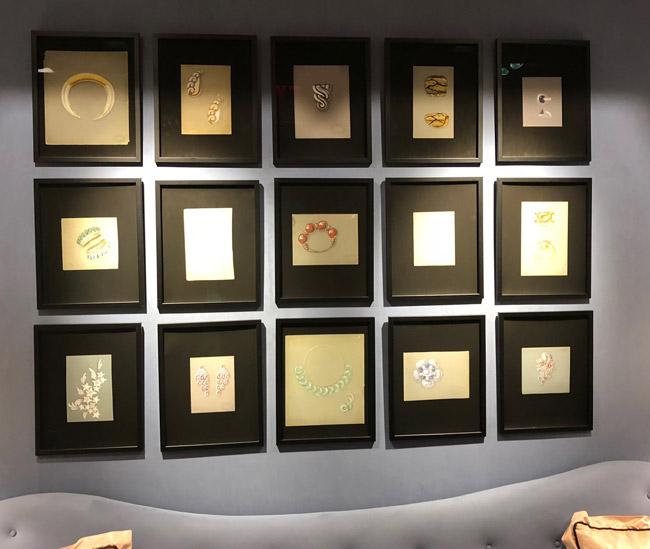 Belperron drawings