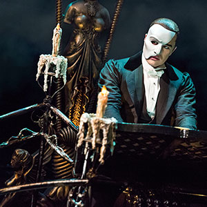 Ben Crawford Phantom of the Opera
