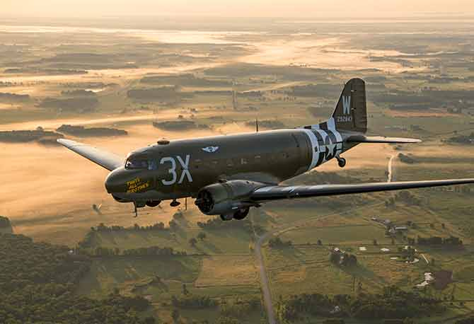 C-47 Thats All Brother by Scott Slocum