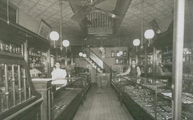CJ Duncan Jewelers 1899