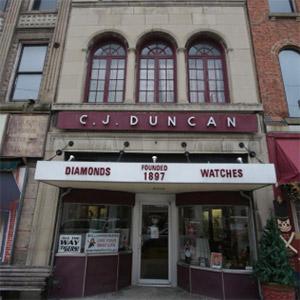 CJ Duncan Jewelers