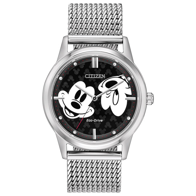 Citizen x Disney Mickey watch