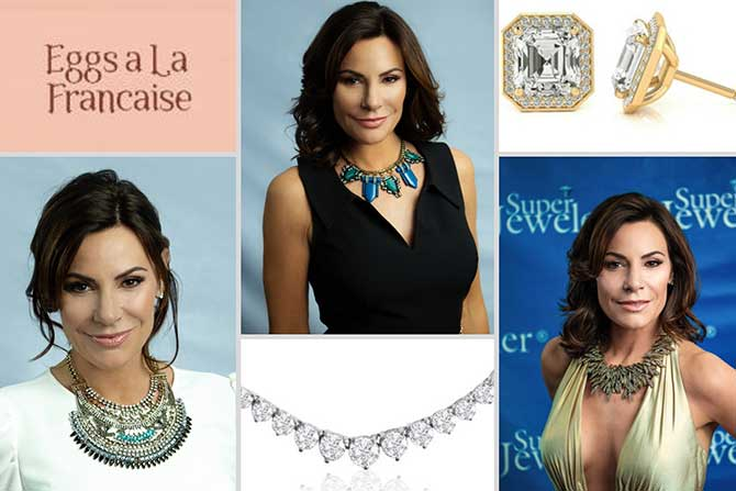 Countess Collection by Luann de Lesseps for SuperJeweler