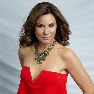 Countess Luann in Super Jeweler necklace