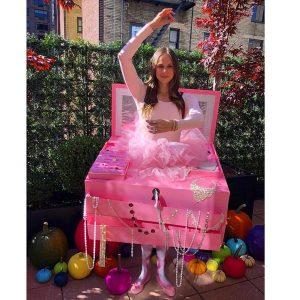 Stephanie Gottlieb Halloween Instagram