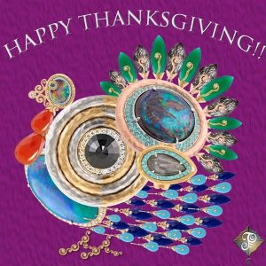 Pamela Froman Thanksgiving Instagram