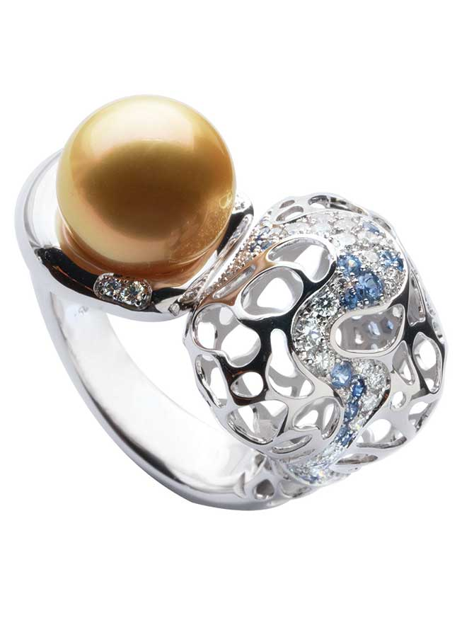 Jewelmer La Mer en Majeste ring