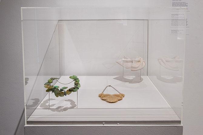 Katonah Museum of Art Outrageous Ornament necklaces