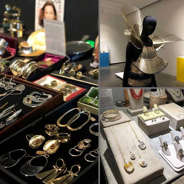 Nyc Jewelry Week Art Museum Jewelry Pop Up Packs In Crowds Jck