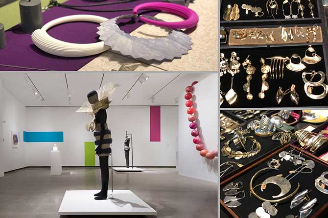 Katonah museum of art jewelry pop up event
