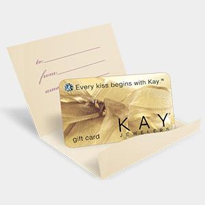 Kay gift card