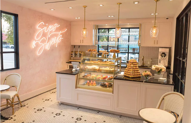 Kendra Scott S New Texas Flagship Includes A Cute Caf 233 Jck