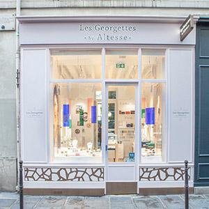 Les Georgettes Paris exterior