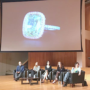 NYC Jewelry Week panelists