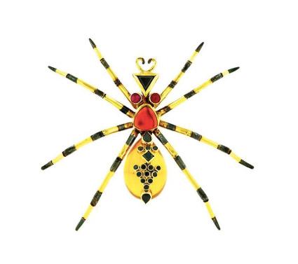 Paula Crevoshay spider