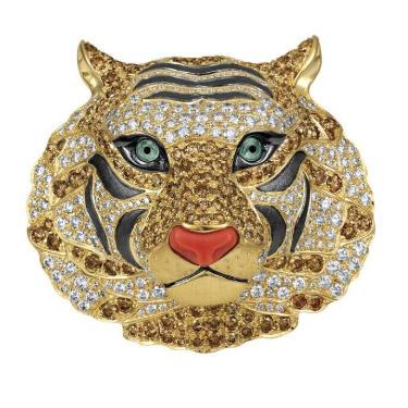 Paula Crevoshay tiger