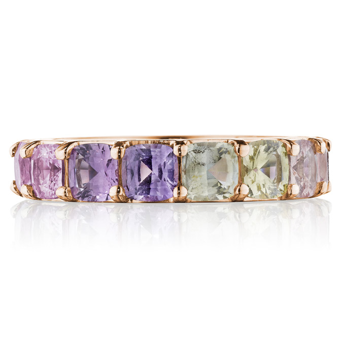 Penny Preville Watercolor ombre band
