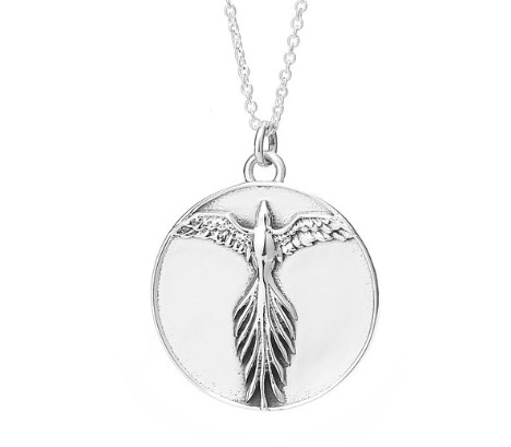 Talon Phoenix medallion