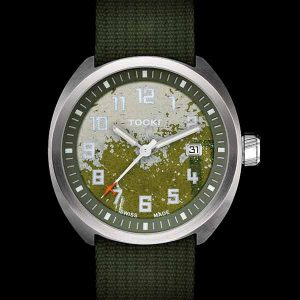 Tockr Used Dial D-Day watch