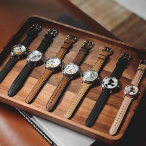 Shinola Mickey Mouse collection watches